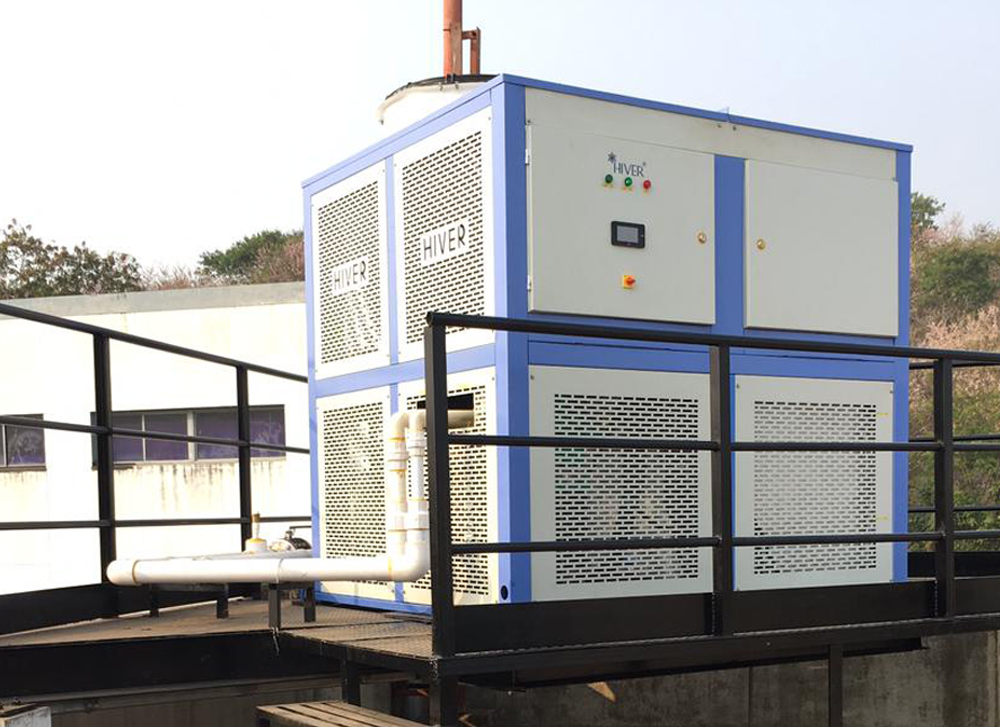 Air Cooled Scroll Chillers, Scroll Chiller, Air Conditioning System,  Mumbai, India